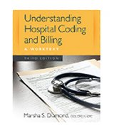 Image of the book cover for 'UNDERSTANDING HOSPITAL CODING AND BILLING: A WORKTEXT'