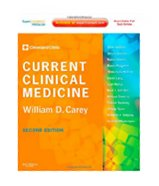 Image of the book cover for 'Current Clinical Medicine'