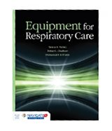 Image of the book cover for 'Equipment For Respiratory Care'