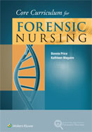 Image of the book cover for 'Core Curriculum for Forensic Nursing'