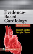 Image of the book cover for 'Evidence-Based Cardiology'