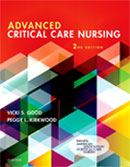 Image of the book cover for 'Advanced Critical Care Nursing'