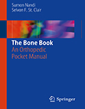 Image of the book cover for 'The Bone Book'