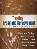 Image of the book cover for 'Treating Traumatic Bereavement'