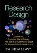 Image of the book cover for 'Research Design'