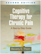 Image of the book cover for 'Cognitive Therapy for Chronic Pain'