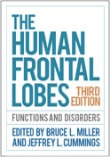 Image of the book cover for 'The Human Frontal Lobes'