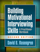 Image of the book cover for 'Building Motivational Interviewing Skills'