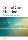 Image of the book cover for 'Critical Care Medicine'