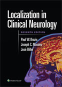 Image of the book cover for 'Localization in Clinical Neurology'