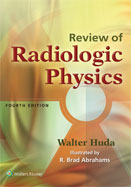 Image of the book cover for 'Review of Radiologic Physics'