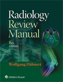 Image of the book cover for 'Radiology Review Manual'