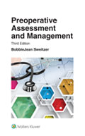 Image of the book cover for 'Preoperative Assessment and Management'
