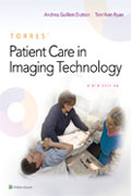 Image of the book cover for 'Torres' Patient Care in Imaging Technology'