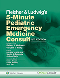 Image of the book cover for 'Fleisher & Ludwig's 5-Minute Pediatric Emergency Medicine Consult'
