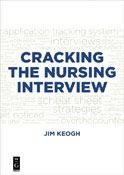 Image of the book cover for 'Cracking the Nursing Interview'