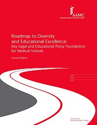 Image of the book cover for 'Roadmap to Diversity and Educational Excellence'