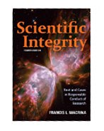 Image of the book cover for 'Scientific Integrity'