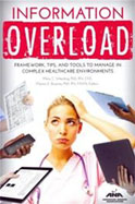Image of the book cover for 'Information Overload'