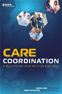 Image of the book cover for 'Care Coordination'