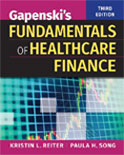 Image of the book cover for 'Gapenski's Fundamentals of Healthcare Finance'