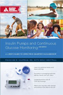 Image of the book cover for 'Insulin Pumps and Continuous Glucose Monitoring'
