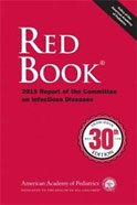 Image of the book cover for 'RED BOOK: 2015 REPORT OF THE COMMITTEE ON INFECTIOUS DISEASES'