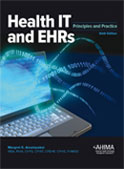 Image of the book cover for 'Health IT and EHRs'