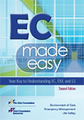 Image of the book cover for 'EC Made Easy'