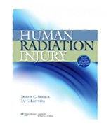 Image of the book cover for 'Human Radiation Injury'