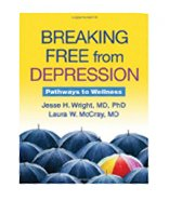 Image of the book cover for 'Breaking Free from Depression'