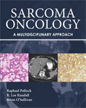 Image of the book cover for 'Sarcoma Oncology'