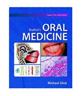 Image of the book cover for 'BURKET'S ORAL MEDICINE'