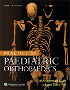 Image of the book cover for 'Practice of Paediatric Orthopaedics'