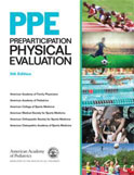 Image of the book cover for 'PPE: Preparticipation Physical Evaluation'