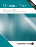 Image of the book cover for 'Neonatal Care'