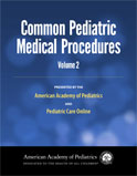Image of the book cover for 'Common Pediatric Medical Procedures Vol 2'