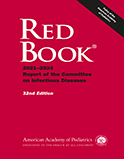 Red Book: 2021–2024 Report of the Committee on Infectious Diseases