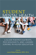 Image of the book cover for 'University Student Mental Health'