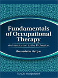 Image of the book cover for 'Fundamentals of Occupational Therapy'
