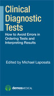 Image of the book cover for 'Clinical Diagnostic Tests'