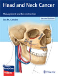 Image of the book cover for 'Head and Neck Cancer'