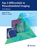 Image of the book cover for 'Top 3 Differentials in Musculoskeletal Imaging'