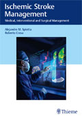 Image of the book cover for 'Ischemic Stroke Management: Medical, Interventional and Surgical Management'