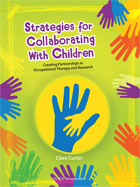 Image of the book cover for 'Strategies for Collaborating With Children'