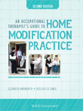 Image of the book cover for 'An Occupational Therapist's Guide to Home Modification Practice'