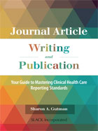 Image of the book cover for 'Journal Article Writing and Publication'