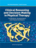 Image of the book cover for 'Clinical Reasoning and Decision-Making in Physical Therapy'