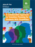 Image of the book cover for 'A Collaborative Approach to Transition Planning for Students With Disabilities'