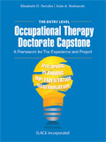 Image of the book cover for 'The Entry Level Occupational Therapy Doctorate Capstone'